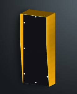 SERH4718 access control mounting panel for bollards is distributed in Australia by Security Design Co Australia.