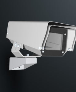 M02AL outdoor camera housing range by Security Design Australia.