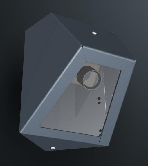 M10CS2 ceiling corner mount cell camera housing range by Security Design Australia.