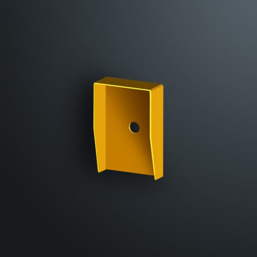 SERS2013 access control mounting panel for bollards is distributed in Australia by Security Design Co Australia.