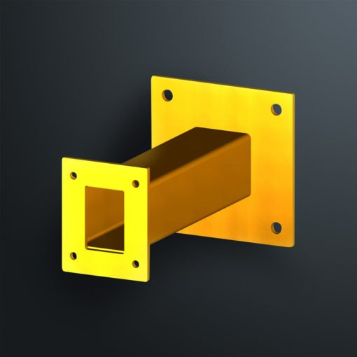 SQW300 wall mount access control bollard is distributed in Australia by Security Design Co Australia.